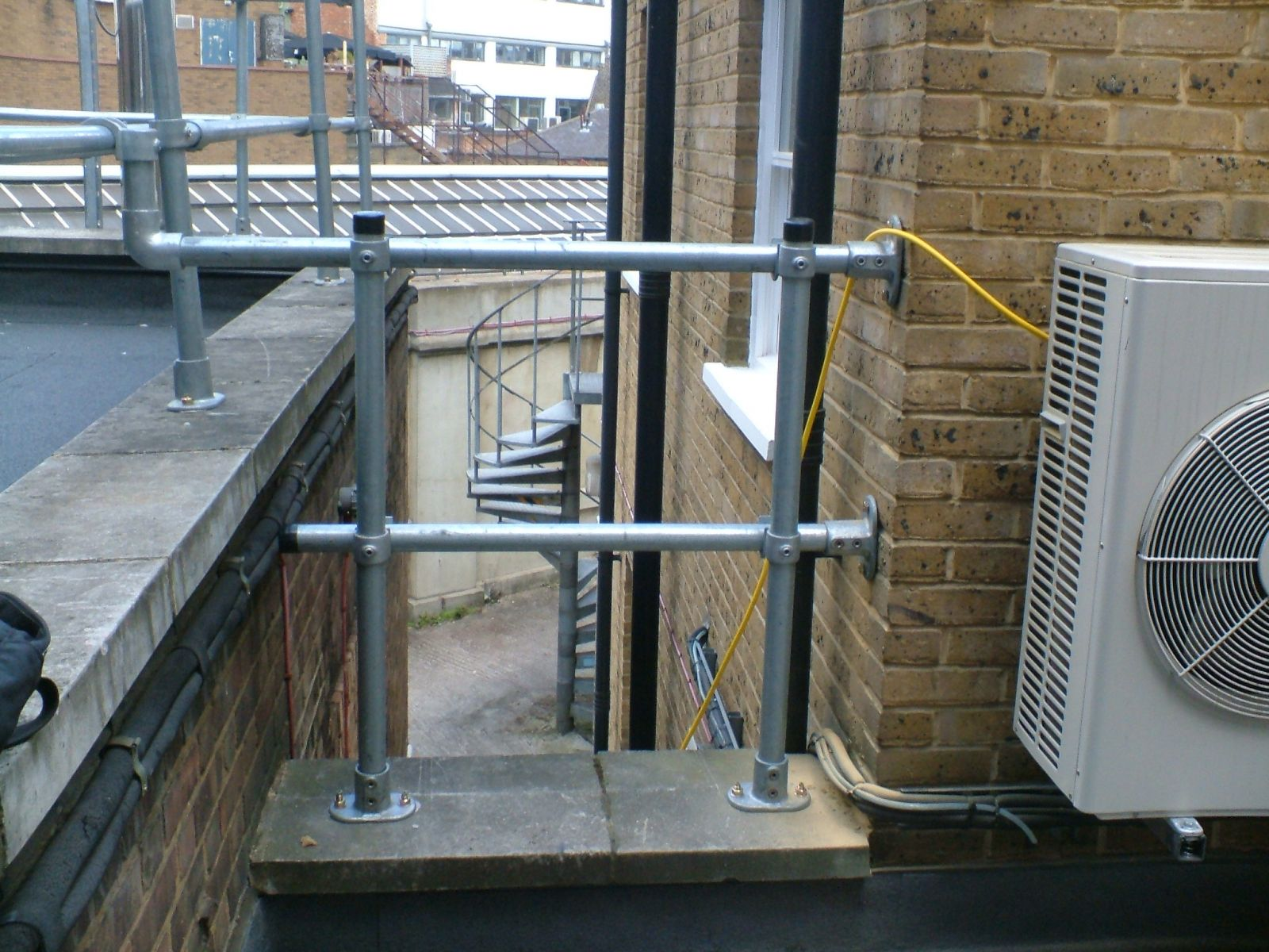 Bolted Handrail